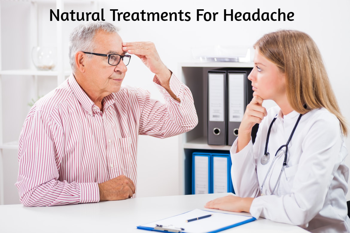natural treatments for headache